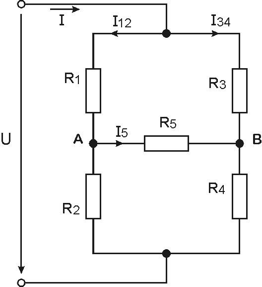 strom i berechnen verzweigter stromkreis berechnung linearer netzwerke stromquelle watt. Black Bedroom Furniture Sets. Home Design Ideas